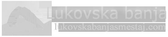 Lukovska Banja smestaj