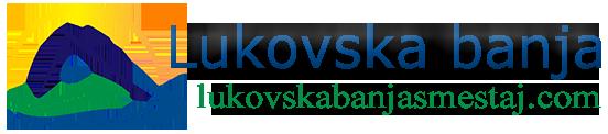 Lukovska Banja smeštaj - logo